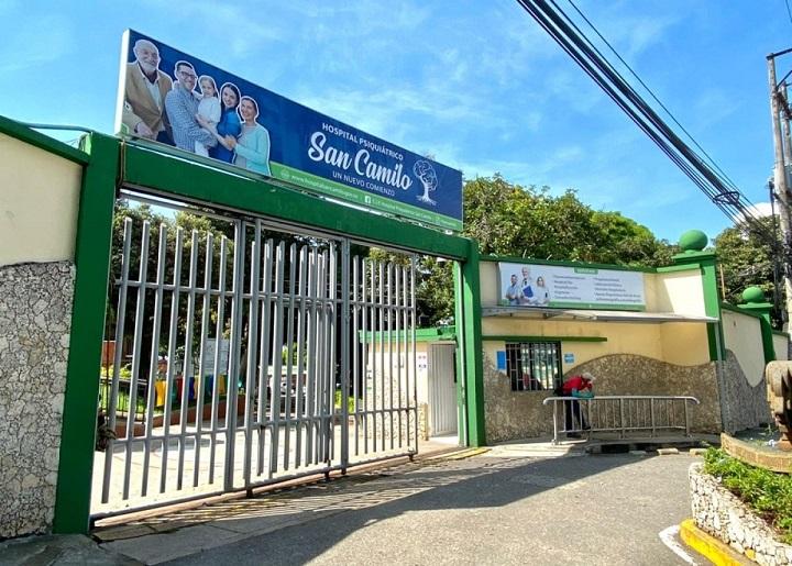 En alerta roja hospital Psiquiátrico San Camilo de Bucaramanga por ocupación total de camas | Santander | EL FRENTE