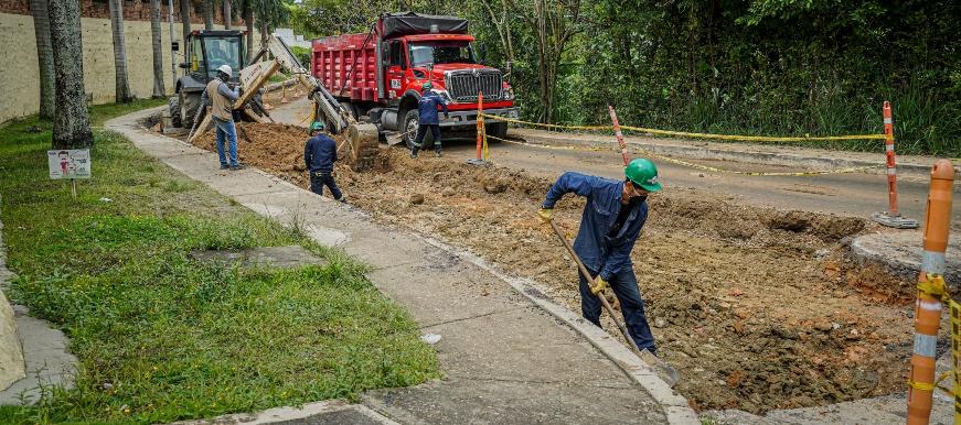 En mayo inician obras de mantenimiento de vías en Bucaramanga | Bucaramanga | Metro | EL FRENTE