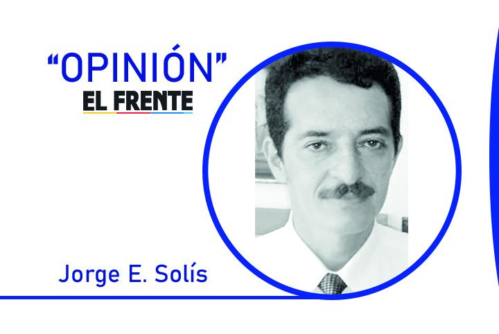 Reforma Tributaria Vs. Pandemia Por: Jorge E. Solís  | EL FRENTE
