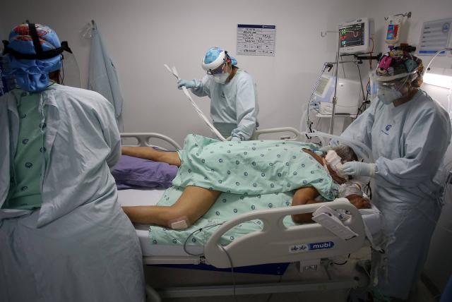 ALERTA ROJA: Bucaramanga está a punto de quedarse sin camas para atención de pacientes Covid-19 | EL FRENTE