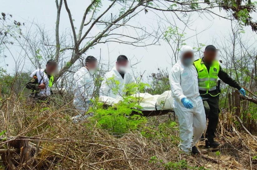 Agricultor hizo una quema para limpiar un terreno y acabó muerto    EL FRENTE