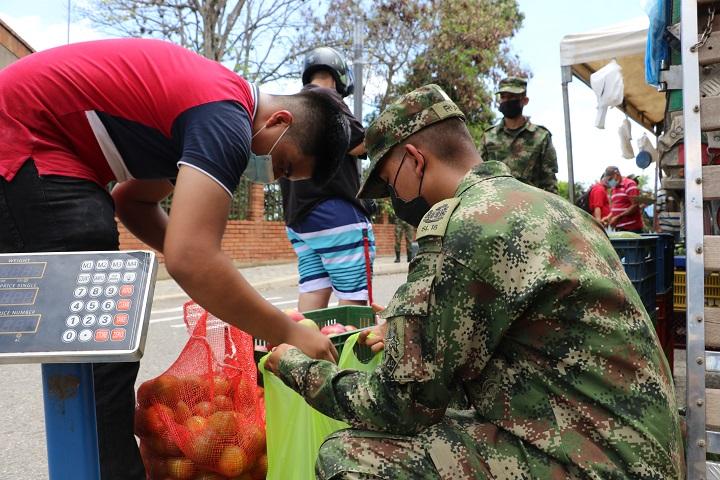Ejército Nacional está presente en cada rincón del país, brindando seguridad y apoyo a la comunidad | EL FRENTE