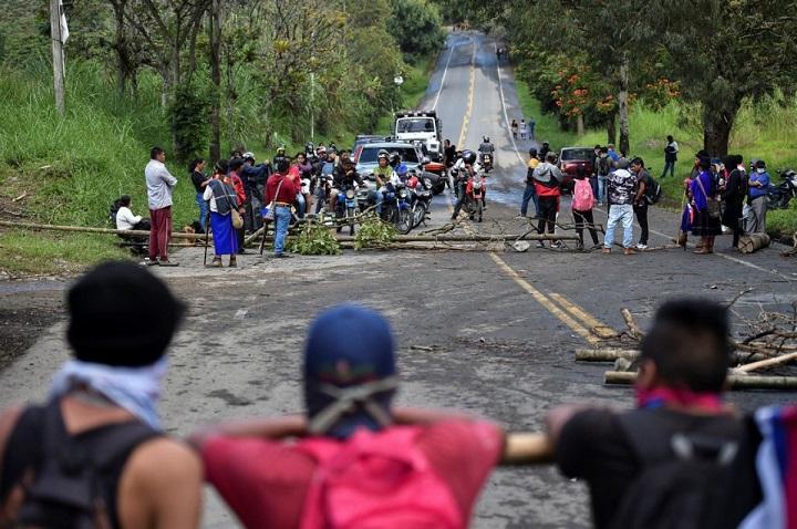 Subió la inflación durante mayo por los bloqueos de carreteras que inciden en canasta familiar   Economía   EL FRENTE