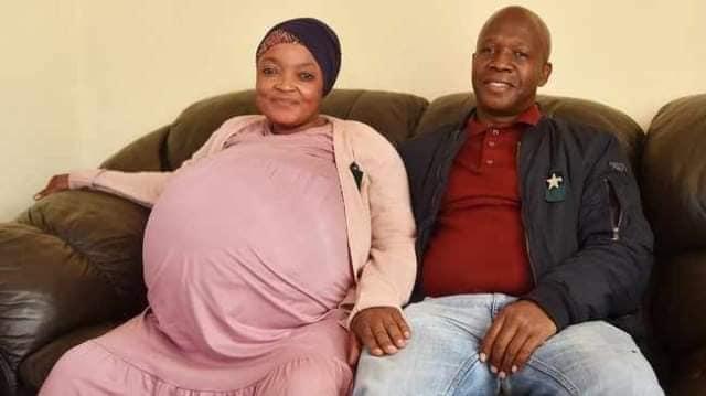 Mujer dio a luz a 10 bebés en un solo parto | EL FRENTE
