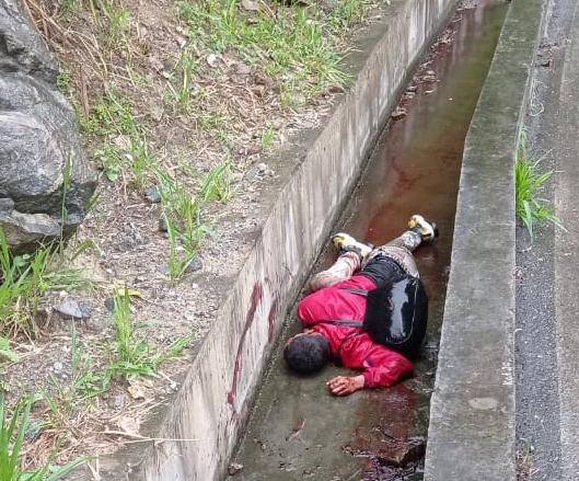 Hallan cadáver con signos de violencia en la vía a Matanza  | EL FRENTE