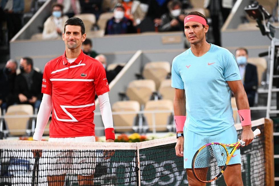 Djokovic ante Nadal en semifinales de Roland Garros   EL FRENTE