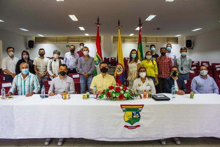Presentada la ExpoSuárez 2021 con Barbosa como epicentro de feria agroempresarial | Local | Economía | EL FRENTE