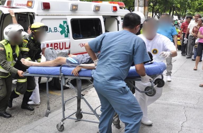 Especialistas: accidentes y riñas perjudican situación de las clínicas | EL FRENTE