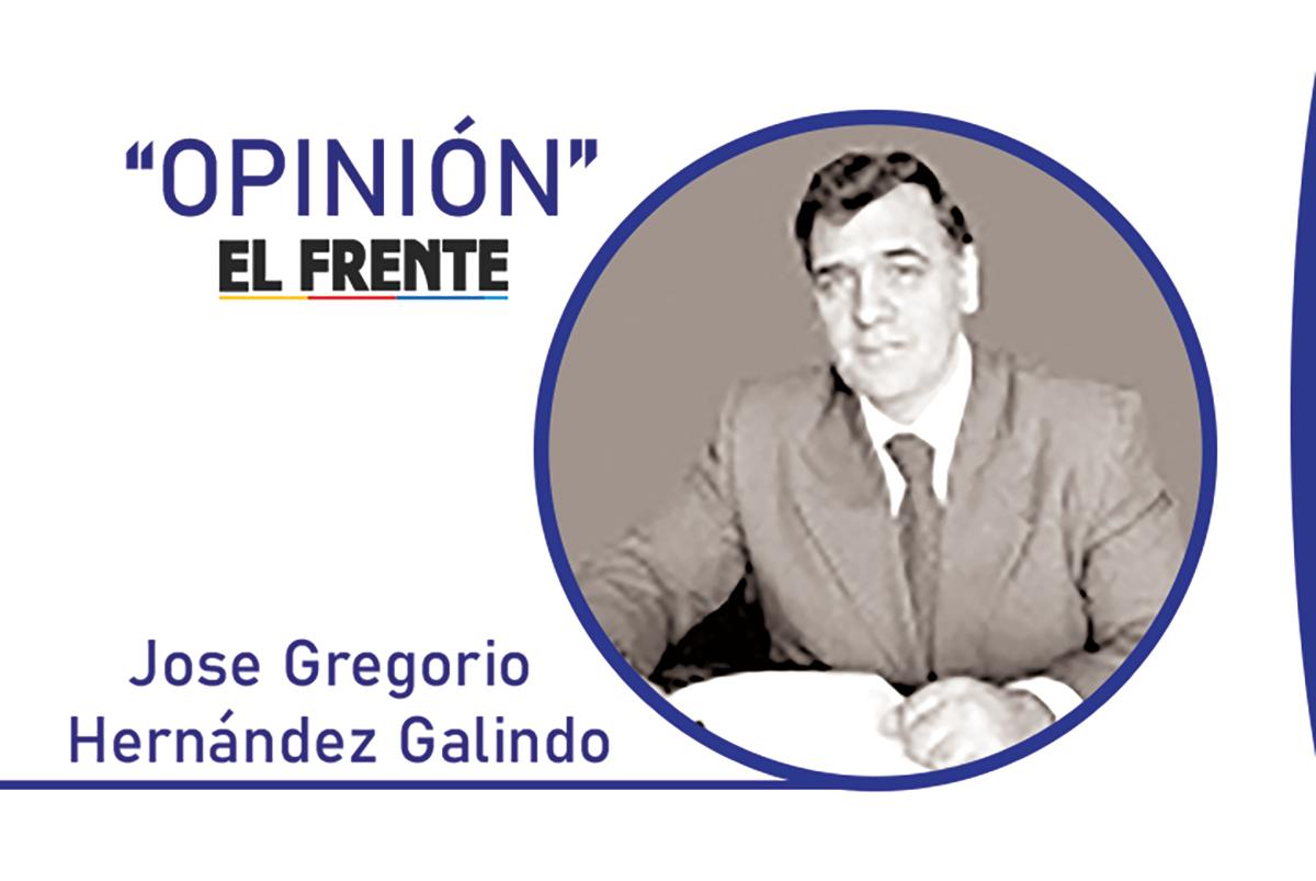 Garantías a los DD.HH. Por: José G. Hernández | EL FRENTE