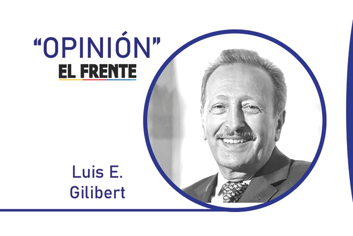 La transformación policial Por: Luis E. Gilibert | EL FRENTE