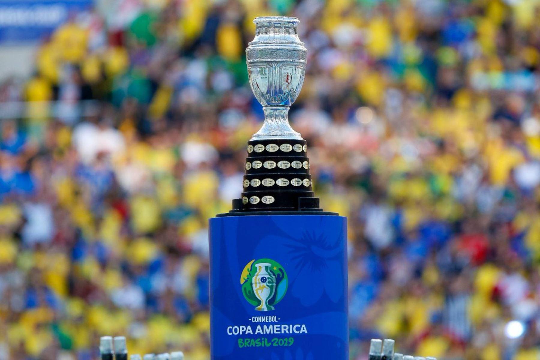 Todo listo para el comienzo de la Copa América   Deportes   EL FRENTE