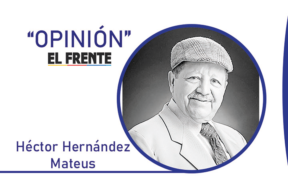 Covid pandemia agresiva Por: Héctor Hernández Mateus   EL FRENTE