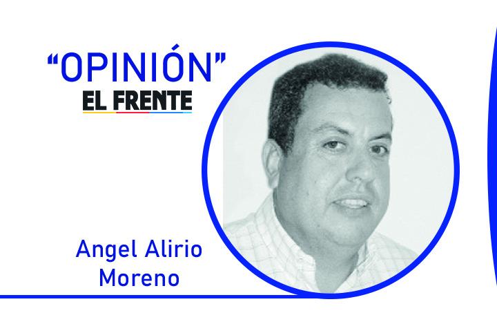 Los nadie Por: Ángel Alirio Moreno Mateus   Opinión   EL FRENTE