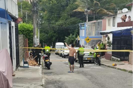 Fleteros le quitaron la vida por defender a su familia en Floridablanca | EL FRENTE