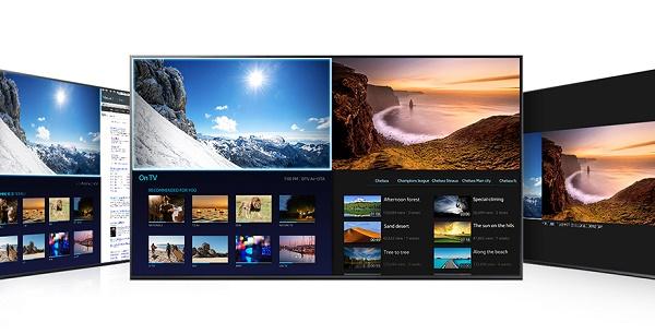 Pantalla Múltiple, la función de los Smart TVs Samsung   EL FRENTE