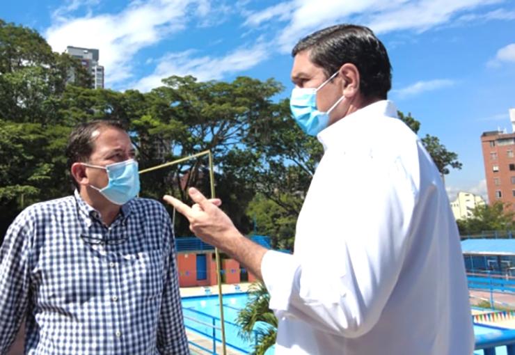 Supervisan Parques Recrear de Bucaramanga | EL FRENTE
