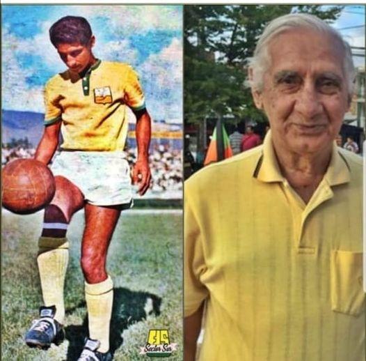 "Falleció Hugo Alejandro ""El Mariscal"" Scrimaglia   EL FRENTE"