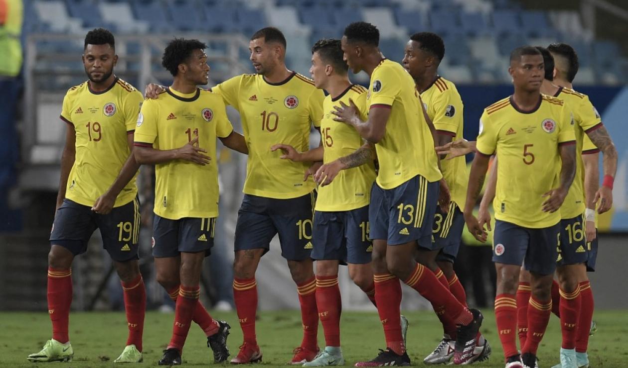 Colombia enfrenta al dueño de casa en Copa América   EL FRENTE