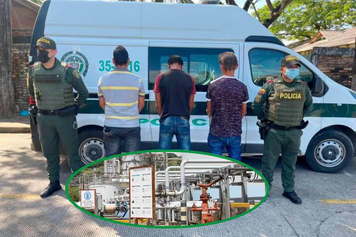 Ecopetrol fue víctima de hampones que querían robarle 19 millones de pesos  | EL FRENTE