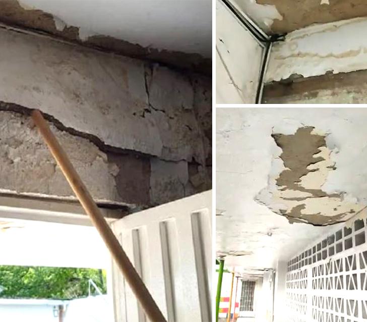 Padres de familia se quejaron de infraestructura de colegio en La Victoria   EL FRENTE