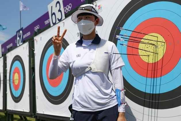 Tiro con arco entrega primer récord olímpico en Tokio | EL FRENTE