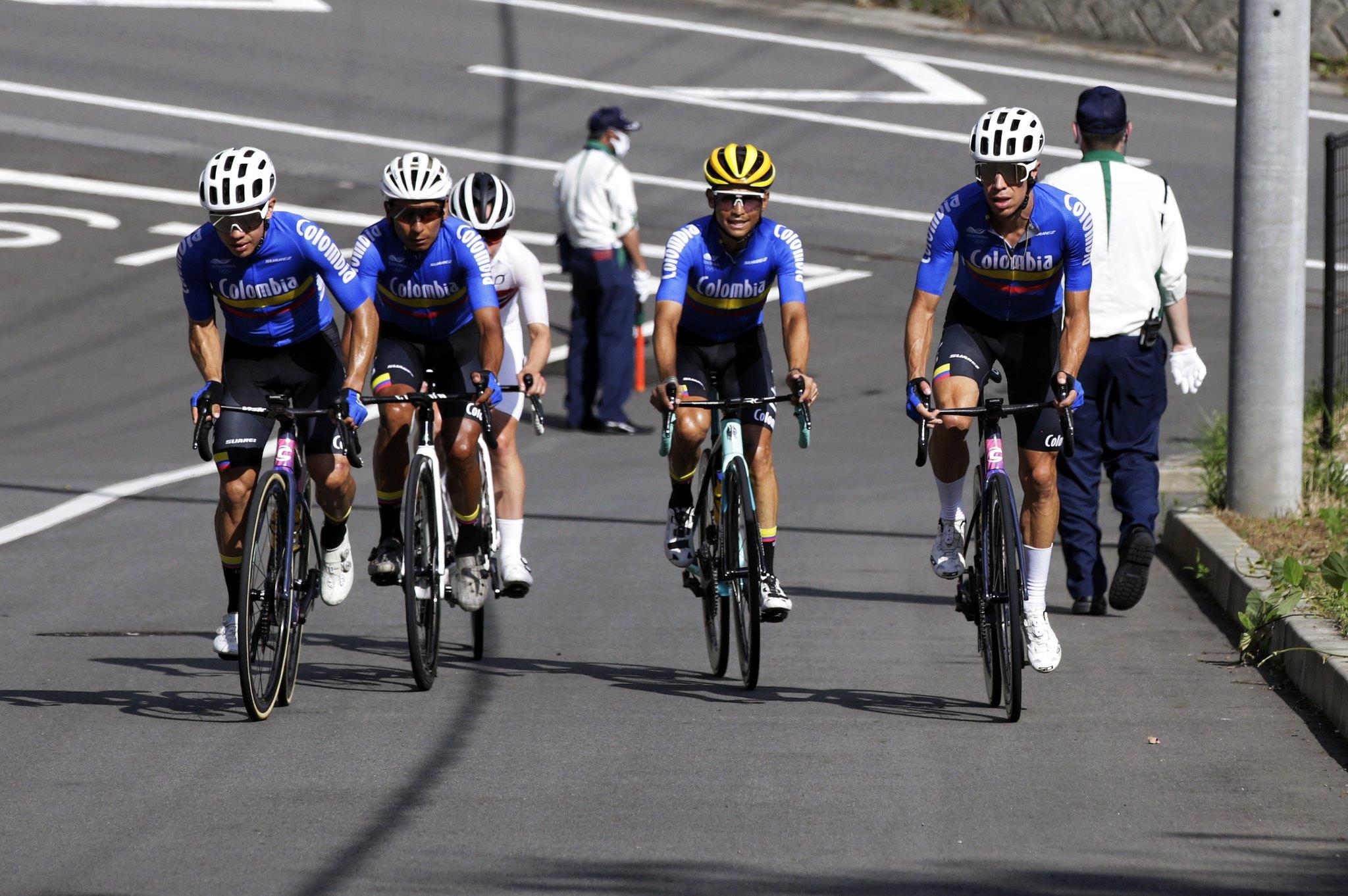 Horarios de los atletas de Colombia en Tokio | EL FRENTE