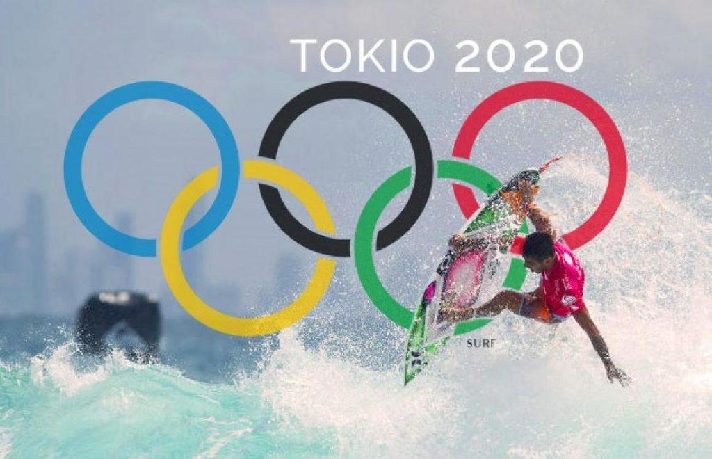 Tifón amenaza programación de Juegos Olímpicos  | EL FRENTE