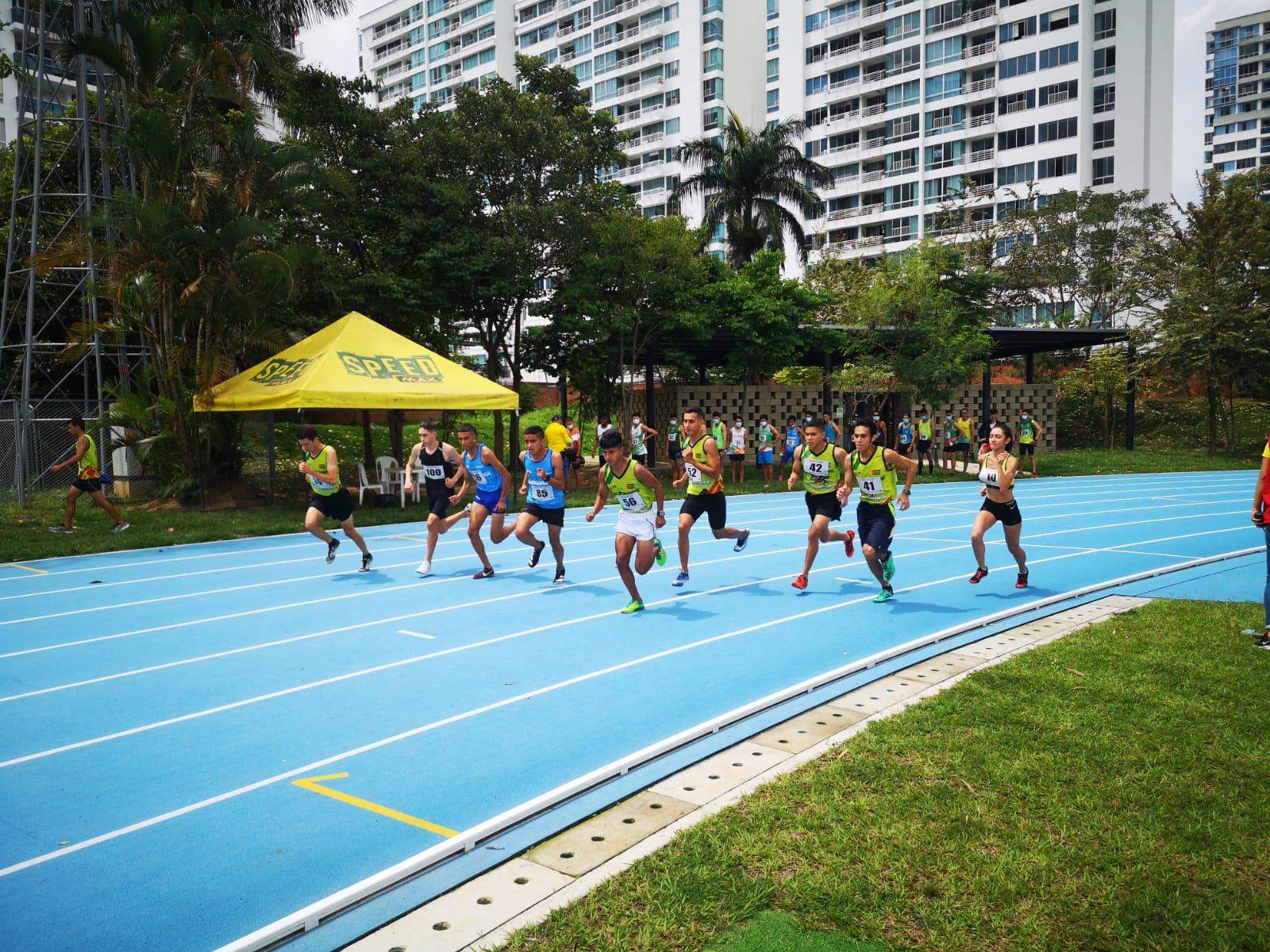Finaliza Nacional de Semifondo y Fondo de atletismo   Local   Deportes   EL FRENTE