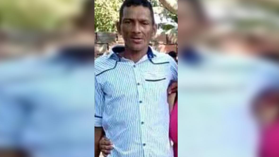 """""""No sabemos quién degolló a Jairo""""   EL FRENTE"""