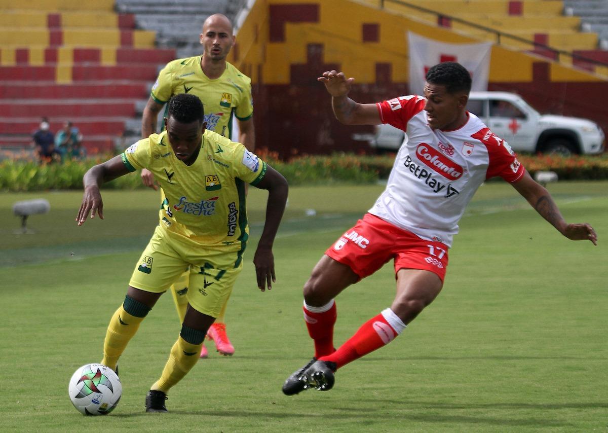 Bucaramanga ganó con muchas dudas defensivas | EL FRENTE