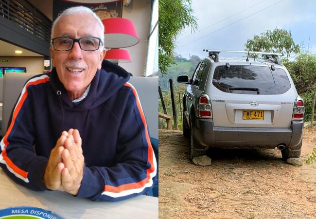 Don Víctor habría sido secuestrado por delincuentes comunes    EL FRENTE