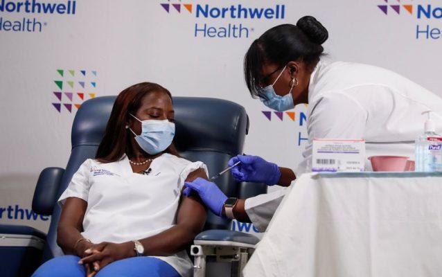 Nueva York ordena vacunación de trabajadores de la salud  | EL FRENTE
