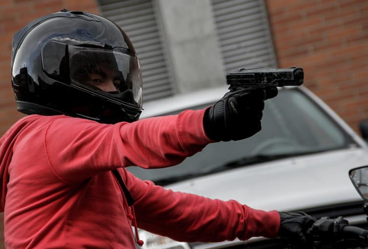 Sicarios apuntaron bien el tiro y le atinaron hacia la cabeza de su víctima | Nacionales | Colombia | EL FRENTE