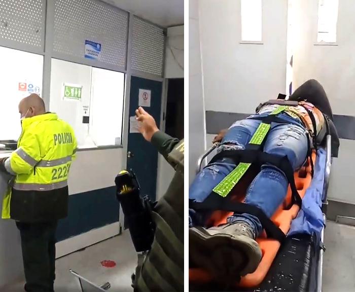 No atendieron a motociclista herido porque el SOAT vencía en minutos | Metro | EL FRENTE