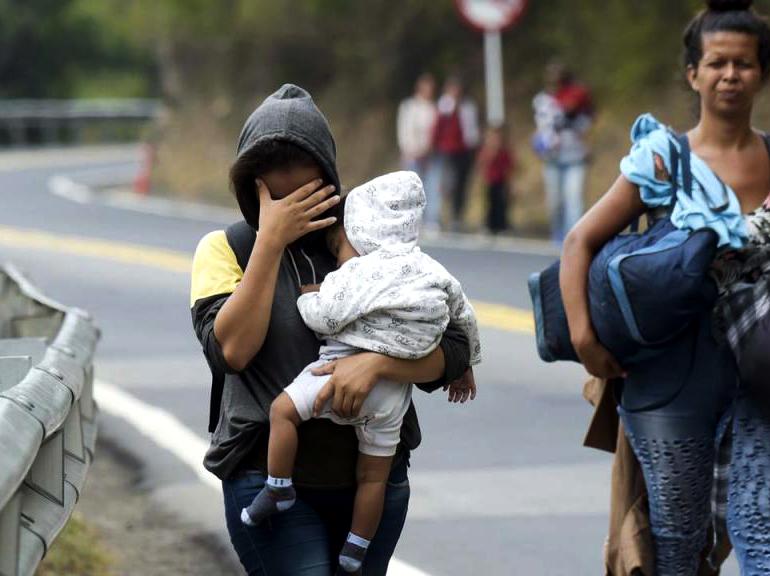 Mujeres migrantes, las más violentadas en el área metropolitana | Metro | EL FRENTE