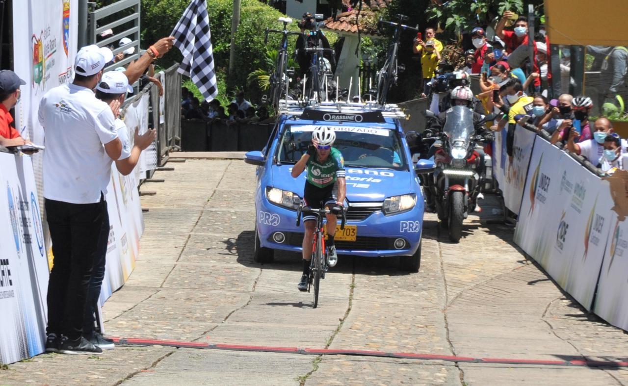 Todo listo para la Vuelta al Gran Santander Bicentenario   EL FRENTE