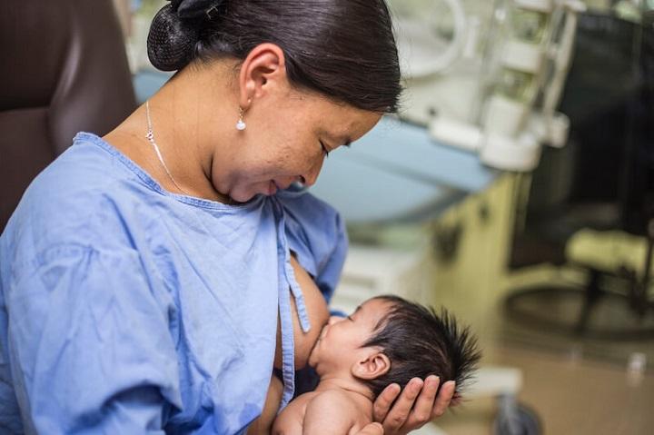 Santander participa en la Lactatón 2021 la mejor prueba de amor durante la primera infancia | EL FRENTE