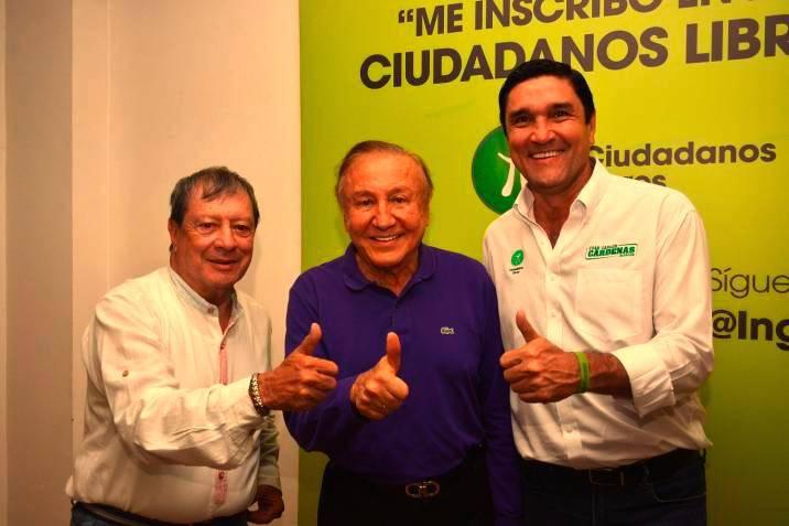 Ordenan desactivar recolección de firmas de la revocatoria contra Cárdenas    Política   EL FRENTE