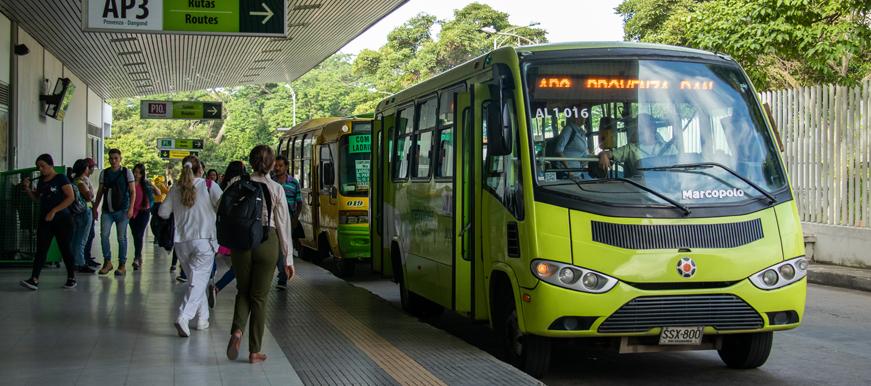 Bucaramanga podría beneficiarse de línea de crédito para movilidad  | EL FRENTE
