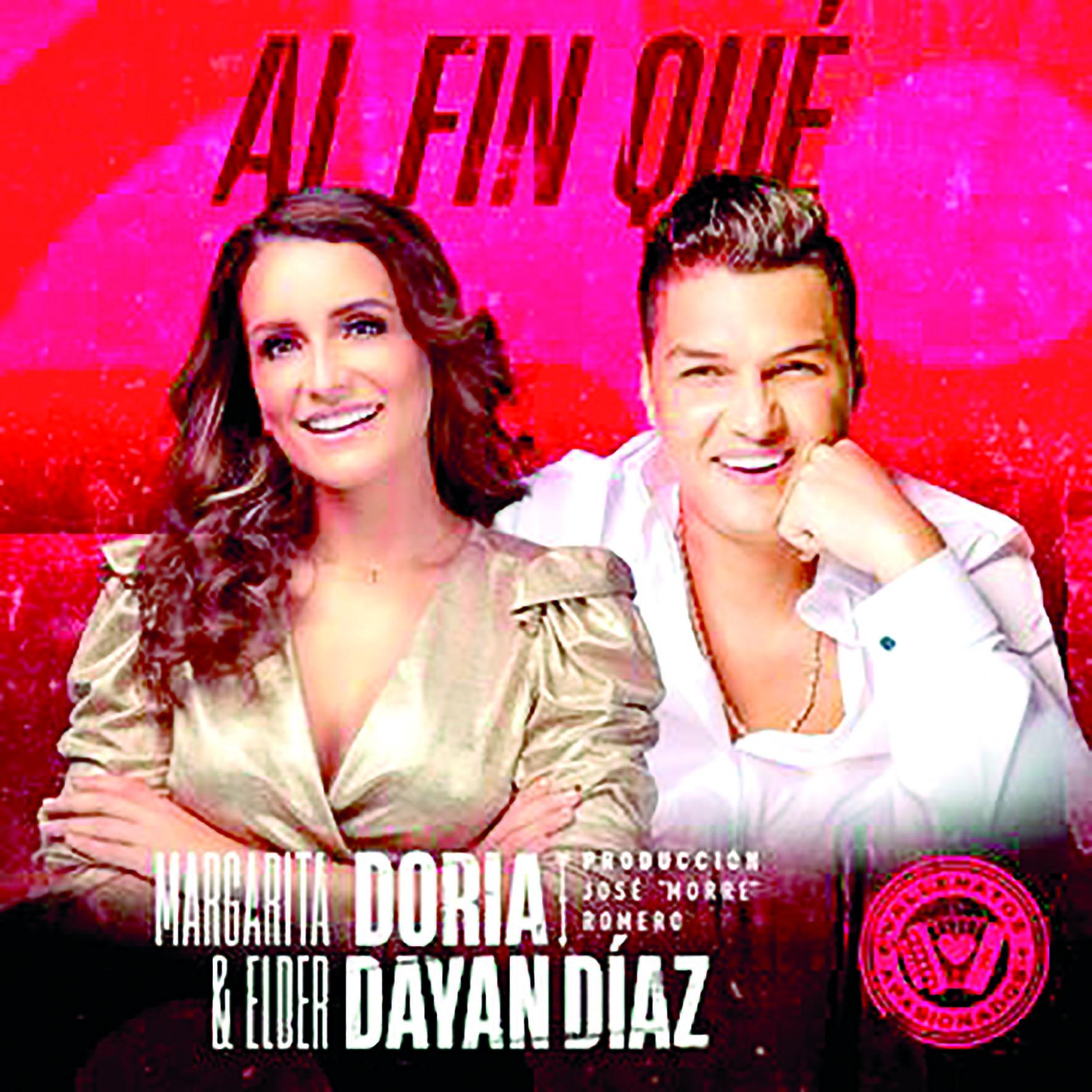 """""""Al fin qué"""" Vallenatos apasionados con Margarita Doria y Elder Dayan Díaz    EL FRENTE"""