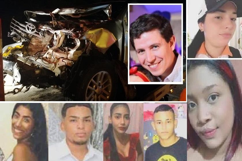 Conductor borracho que mató 6 personas será llevado ante un juez | EL FRENTE