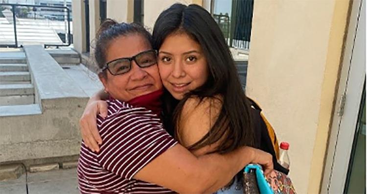 Secuestrada cuando era niña y apareció en México tras 14 años | EL FRENTE