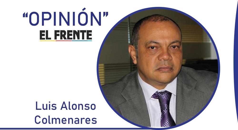 Corrupción eficaz y control ineficiente Por: Luís Alonso Colmenares Rodríguez   EL FRENTE