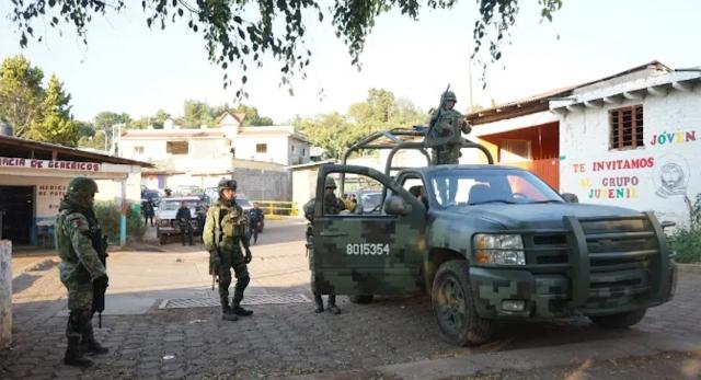Secuestran a 20 extranjeros en México   EL FRENTE