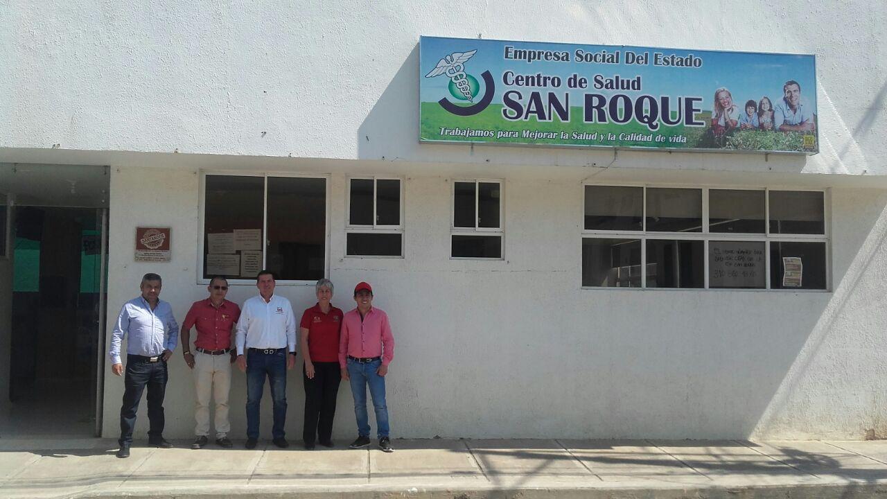 Gerente de Hospital en Guepsa se adjudicó beneficios económicos extras  | EL FRENTE