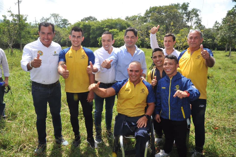Complejo Acuático se construirá en sector de Guatiguará | Deportes | EL FRENTE