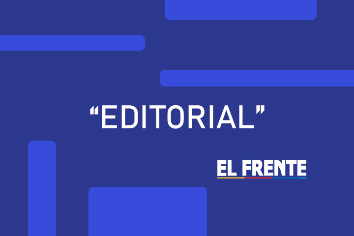 El periodo SABÁTICO para los congresistas evitaría corrupción  | Editorial | Opinión | EL FRENTE