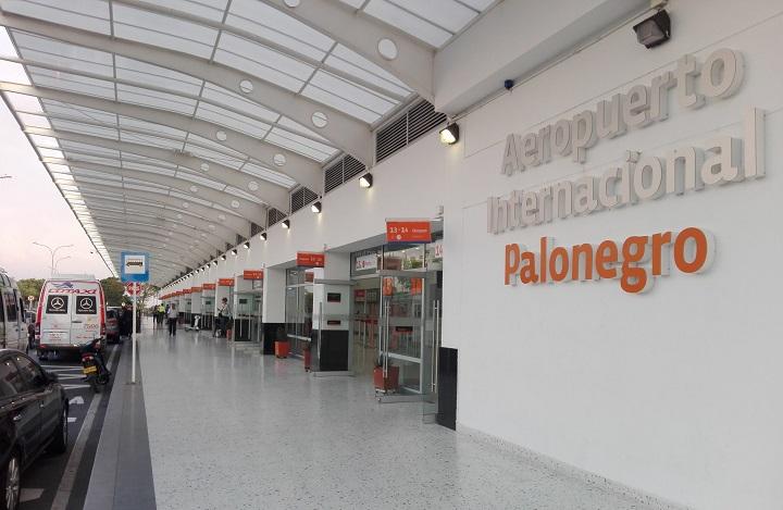Obras de mantenimiento de la pista obligan a último cierre del aeropuerto Palonegro de Bucaramanga | Local | Economía | EL FRENTE