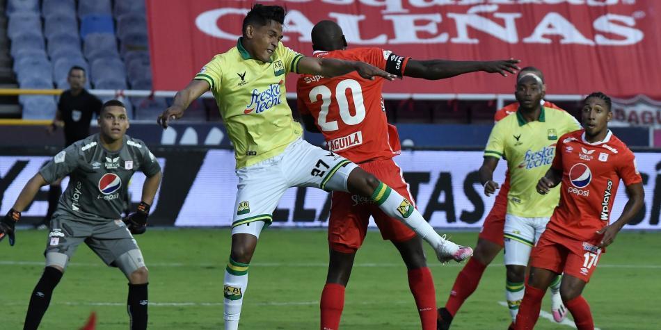 Atlético Bucaramanga se enfrenta a los `Diablos rojos´ | Deportes | EL FRENTE