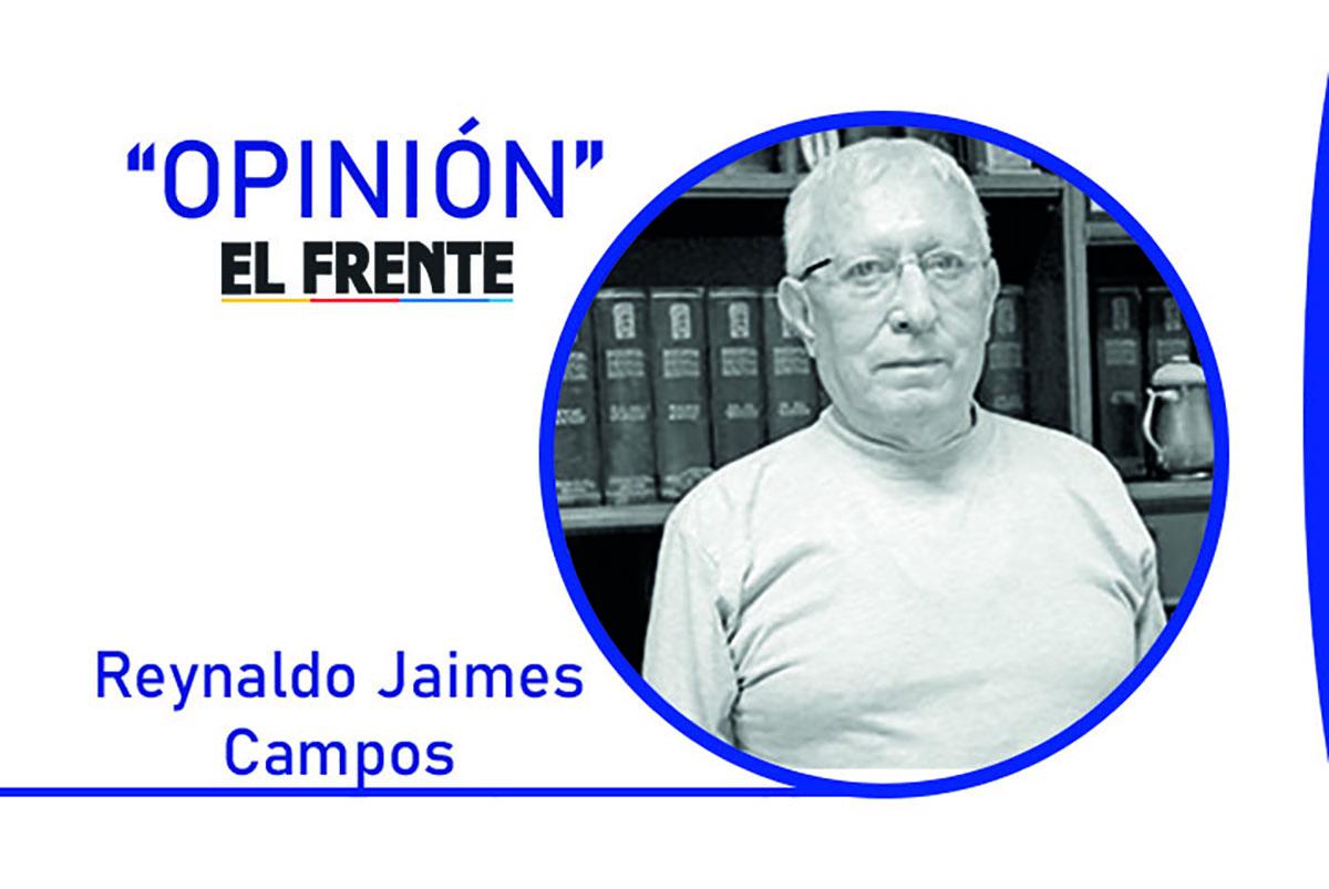 Incuestionable la verdad histórica del Evangelio Por: Reynaldo Jaimes Campos | Opinión | EL FRENTE